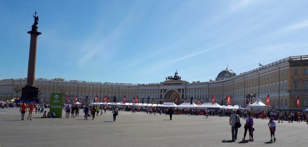 Забег РФ Санкт-Петербург
